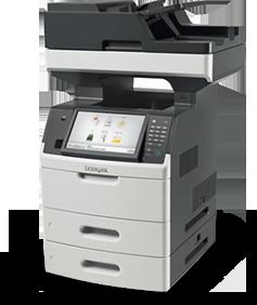 תמונה של מדפסת ממסלול השכרת מדפסות לעסקים אצל קופי סהר