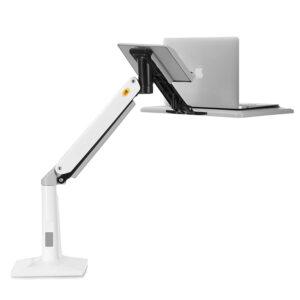 זרוע מתכווננת למחשב נייד