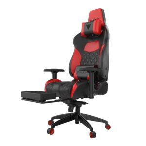 כסא גיימינג שחור אדום Gamdias ACHILLES P1 1