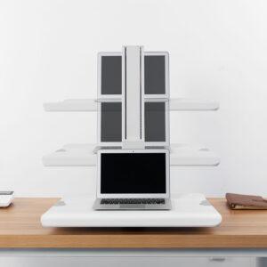 תחנת עבודה מעמד שולחני למחשב