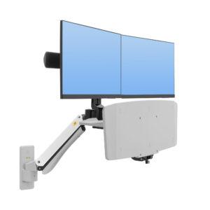 זרוע הידראולית למסך מחשב