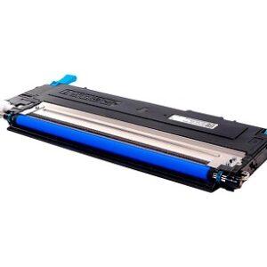 טונר למדפסת סמסונג כחול תואם samsung-clt-c407s
